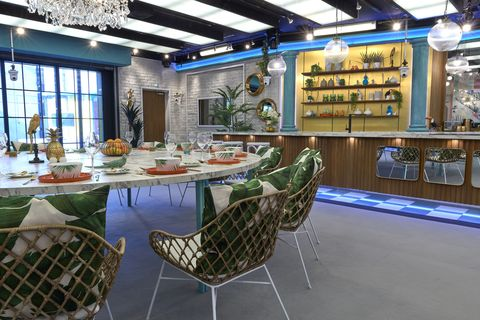 Celebrity Big Brother House 2018 - house photos - interior design