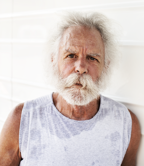 The Grateful Dead's Bob Weir Is 72 and Still Working Out Like a Beast