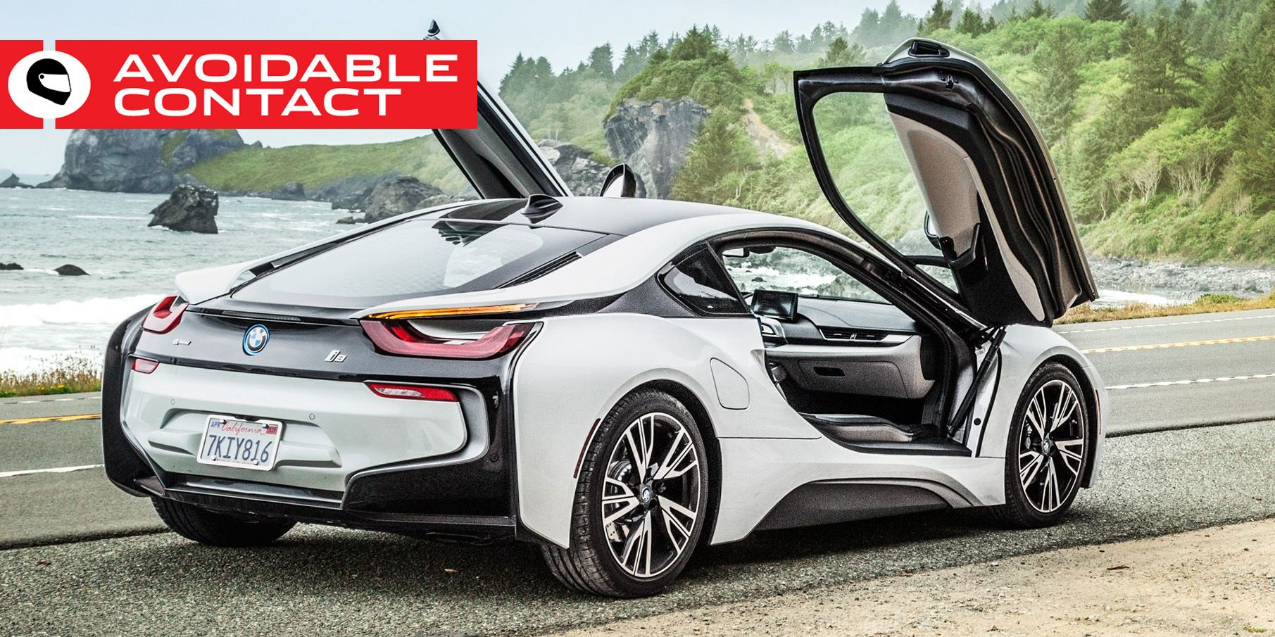 A Used Bmw I8 Is The Supercar For Everyone