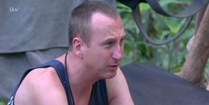 I'm a Celebrity 12/3/19: Andy Whyment