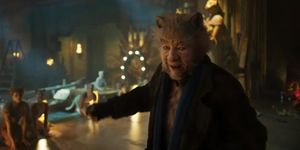 Ian McKellen, Cats trailer
