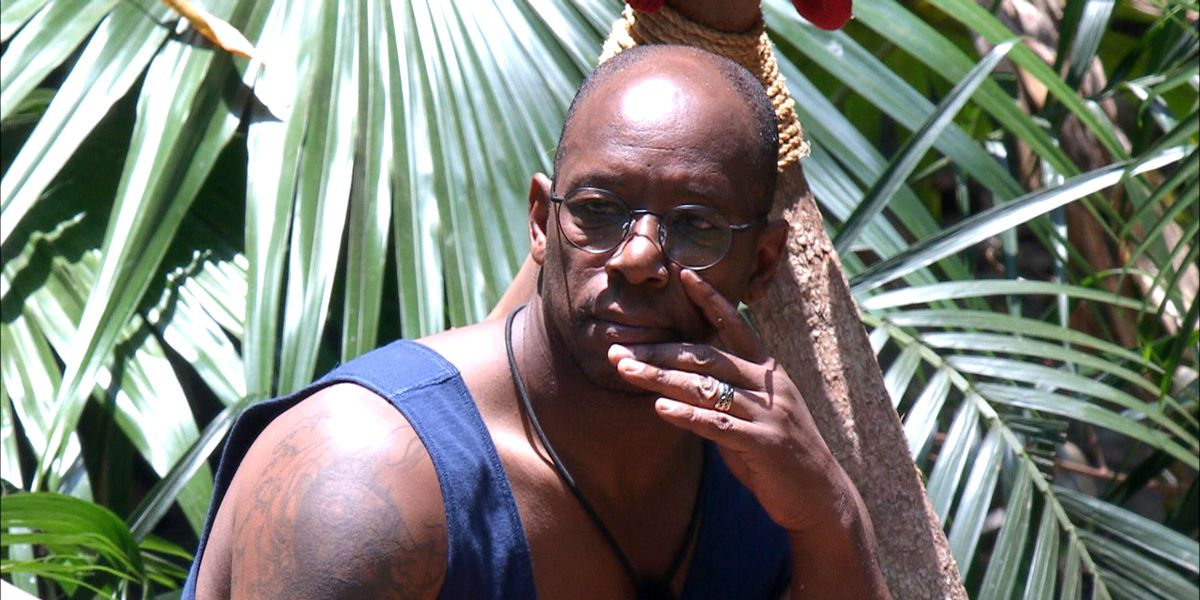"""I'm a Celebrity's Ian Wright says he felt """"let down"""" by the show"""