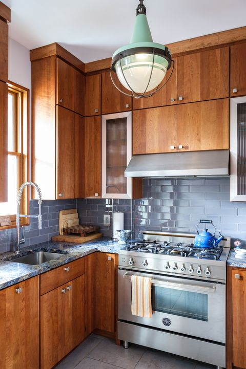 Countertop, Cabinetry, Kitchen, Room, Furniture, Property, Building, Interior design, Home, House,
