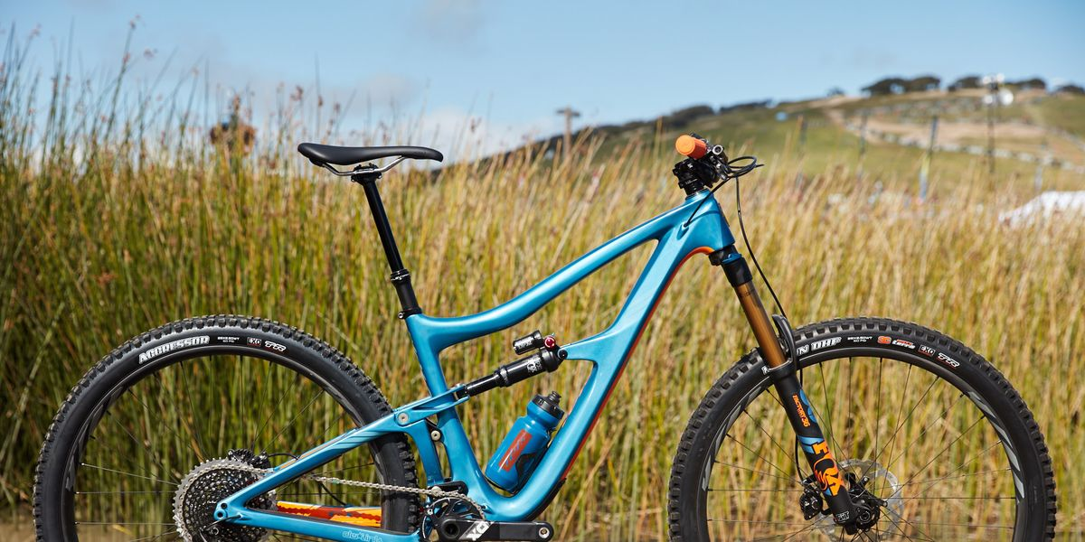 Rip Trails And Blast Berms On The Ibis Ripmo Enduro Bike