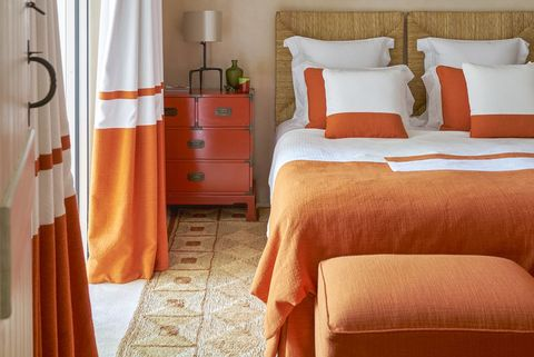 Orange Room Ideas