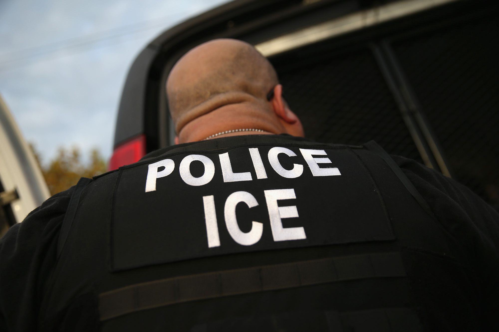 ICE Is the Face of America to Everyone Seeking Refuge Here