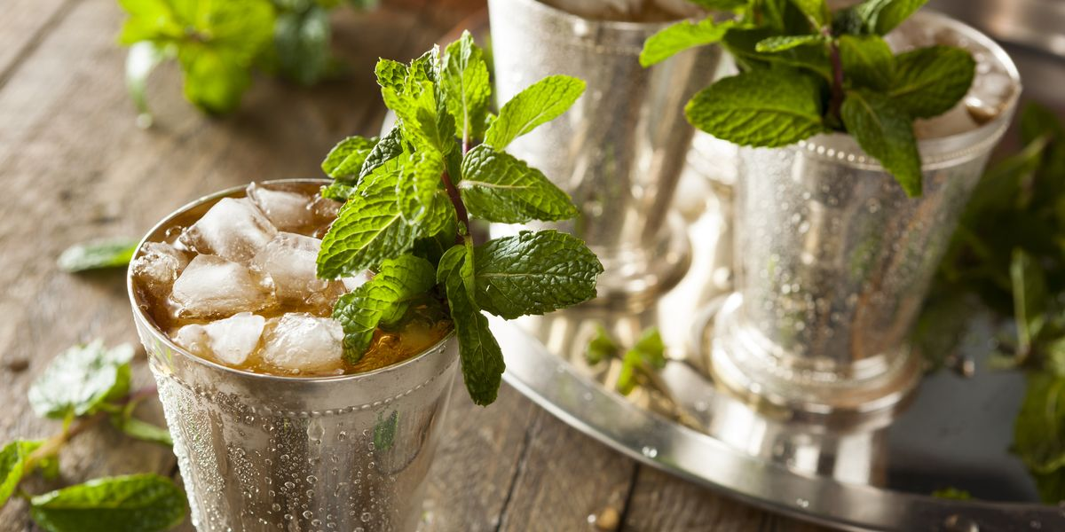 Mint Juleps Is The Ultimate Drink For Bourbon Fans