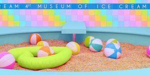 Museum of Ice Cream, el museo perfecto para los millenials.
