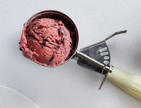 cherries jubilee ice cream
