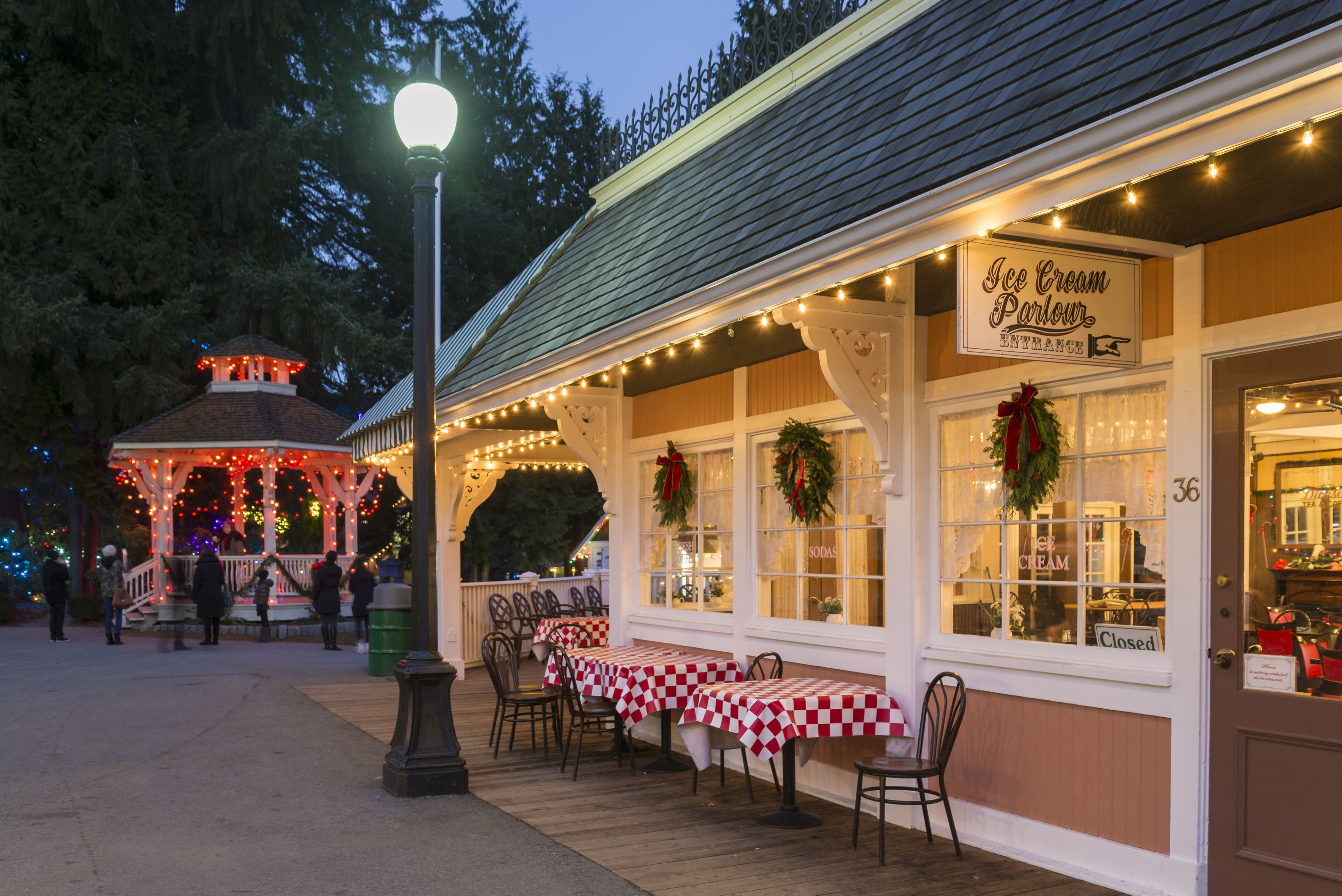 Hallmark's 'Christmas in Evergreen' Movie Was Filmed in a Village You Can Visit