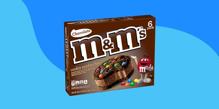 You Can Now Buy M Amp M S Chocolate Ice Cream Sandwiches