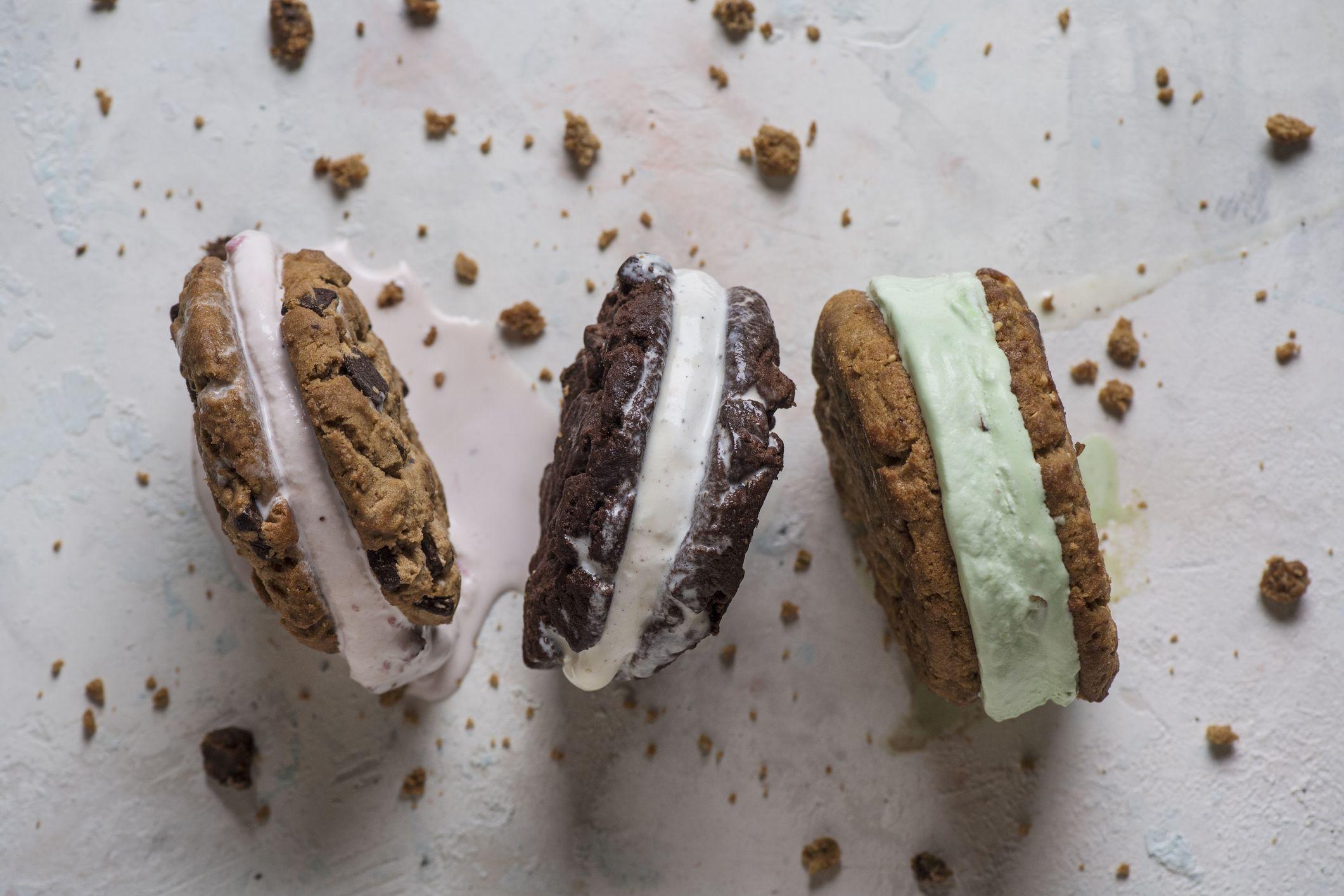 Best recipe for ice cream sandwiches