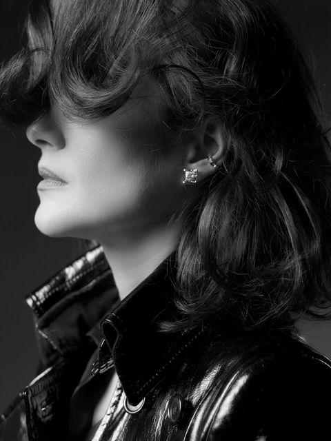 兼具性感與搖滾的法國女人!影后瑪莉詠柯蒂亞xchopard膠囊珠寶首度曝光