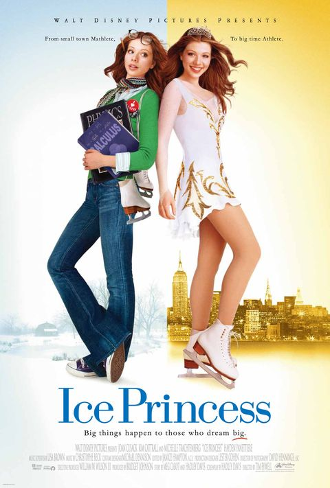 Ice Princess - Best Thanksgiving Movies