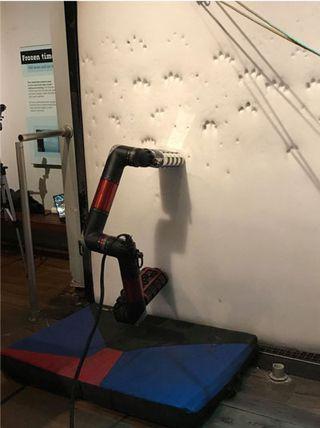 冰雹攀登洛杉矶