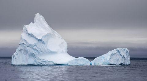 Iceberg, South Georgia