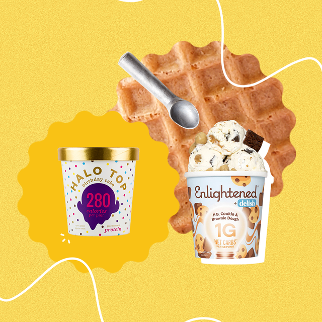 low calorie ice creams