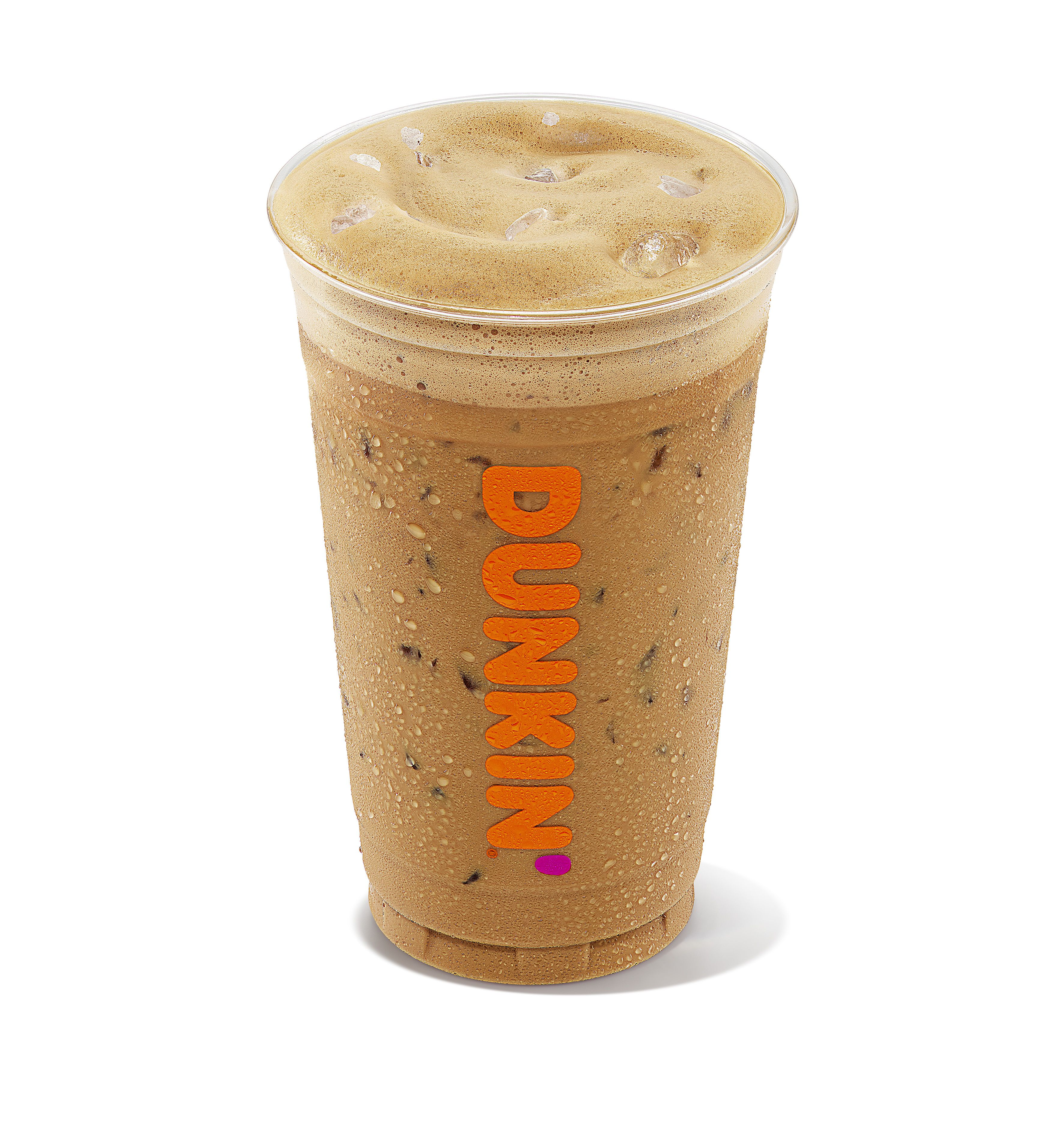 Calories In Dunkin Donuts Iced Coffee With Cream And Sugar ...