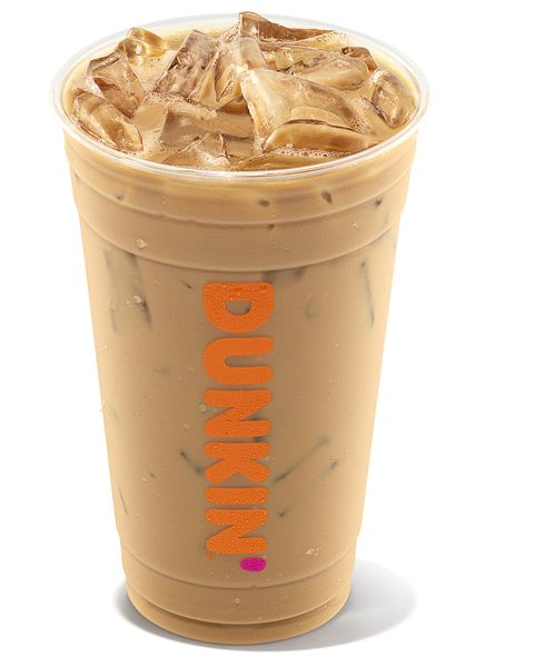 The 30 Healthiest Drinks You Can Order At Dunkin