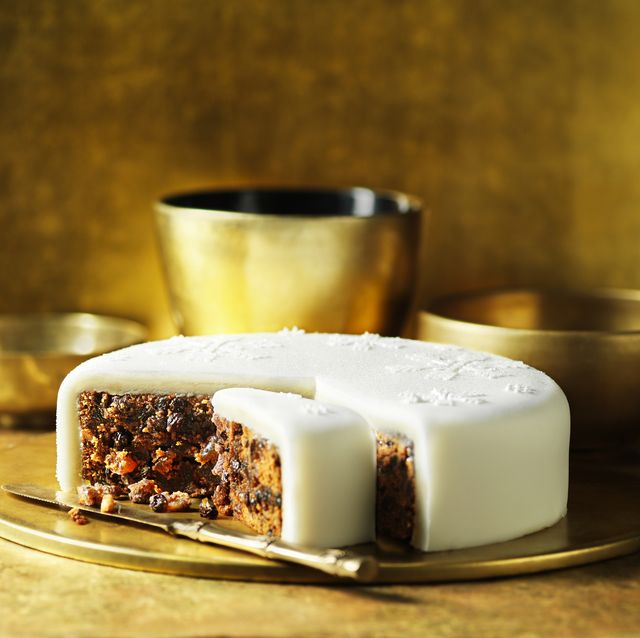 English Christmas Cake Recipes With Pictures