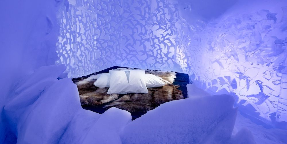 Lapland's Ice Hotel is reopening for just 12 weeks before it melts away
