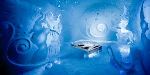 Ice Hotel Sweden holidays