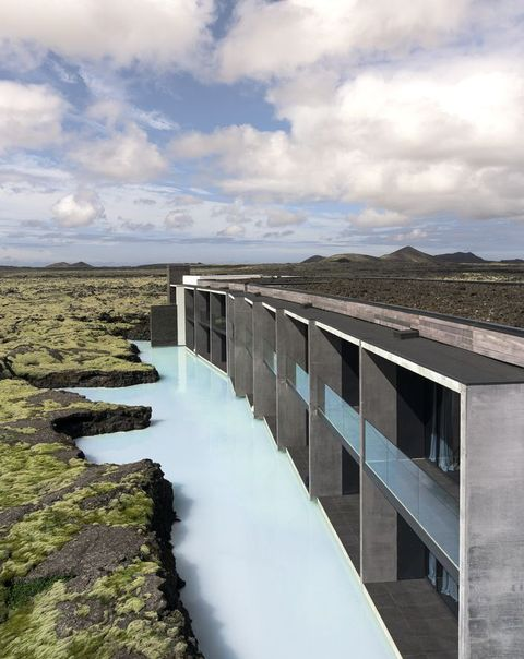 The Retreat Hotel On Iceland S Blue Lagoon Takes Relaxation