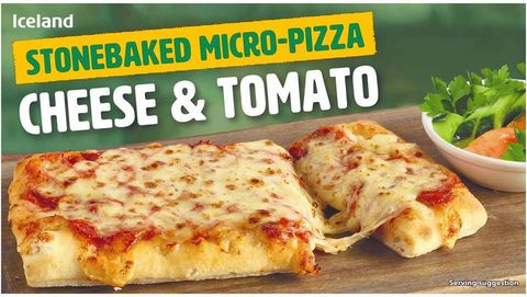 Iceland Is Now Ing Microwaveable Pizza
