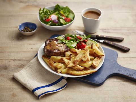 Slimming World chunky chips iceland
