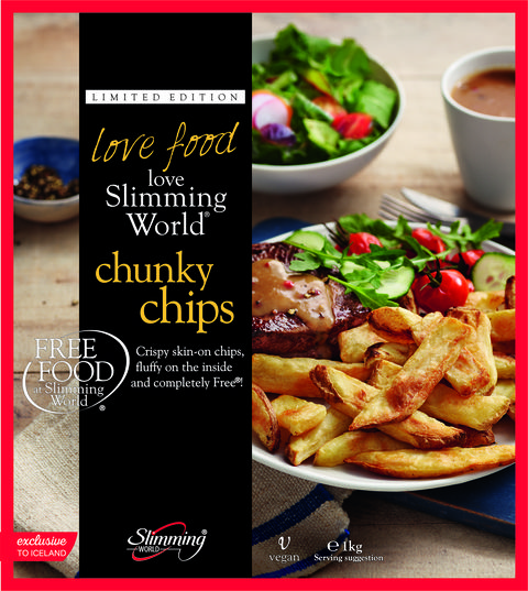 Slimming Worlds Chunky Chips Are Available Ready Made At