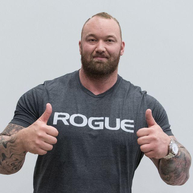 hafthor bjornsson transformación y pérdida de peso para el boxeo