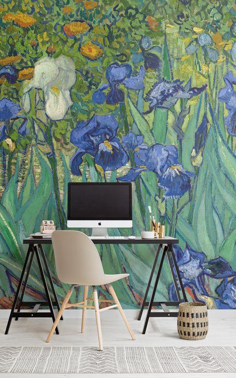 Van Gogh Paintings Now Available As Wallpaper Murals In