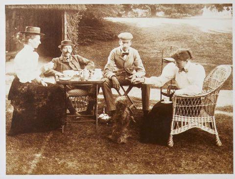 british imperialism wicker chairs