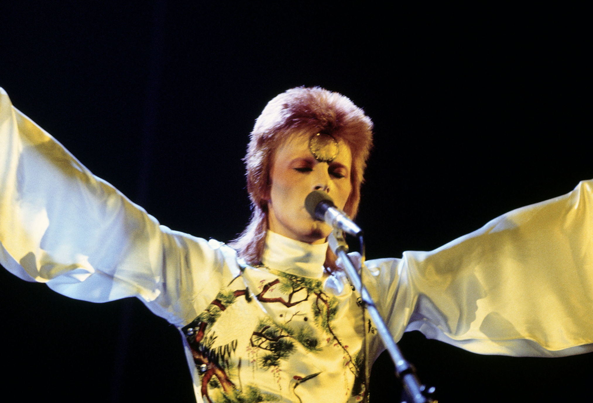 Here's Your First Look at the Upcoming David Bowie Biopic, Stardust