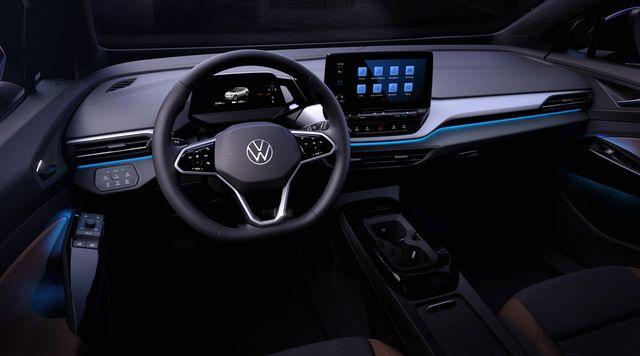 interior image of 2021 volkswagen id4