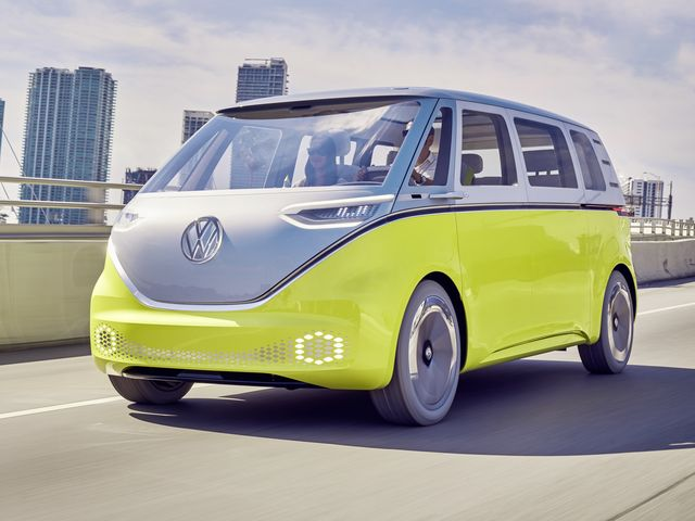2023 Volkswagen Id Buzz Microbus What We Know So Far