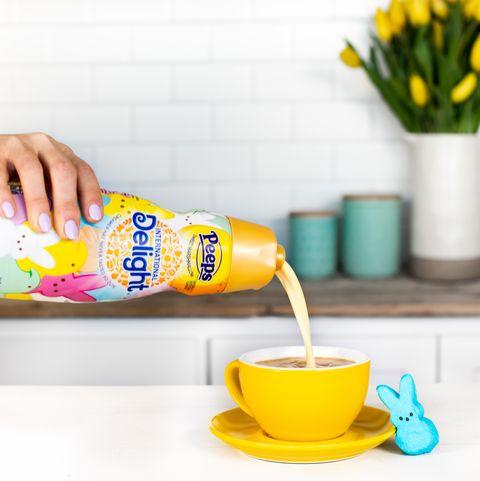 Yellow, Cup, Cup, Tableware, Coffee cup, Drinkware, Serveware, Teacup,