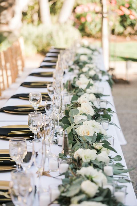 White, Photograph, Aisle, Floristry, Floral design, Flower Arranging, Flower, Yellow, Wedding reception, Table,