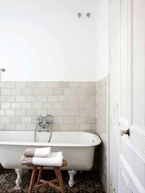 Ideas y tendencias con revestimientos para tener un baño ...