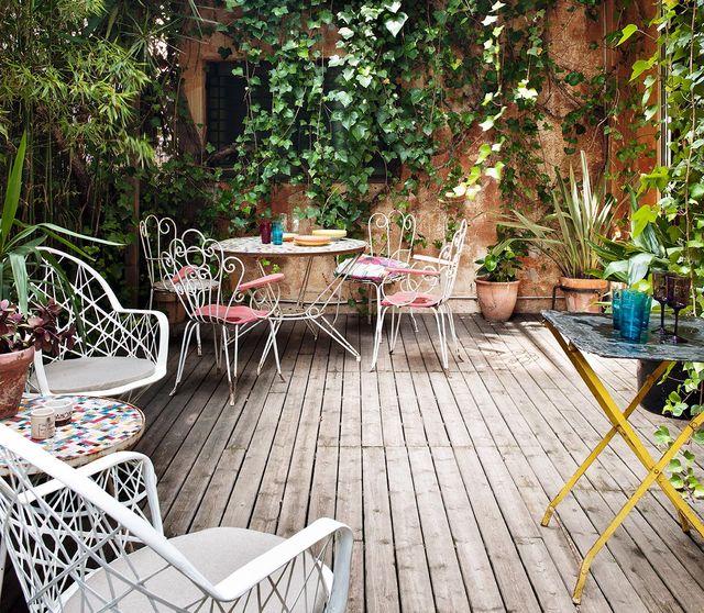 ideas de decoración para patios