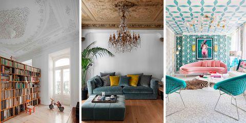 Ideas de decoración para techos
