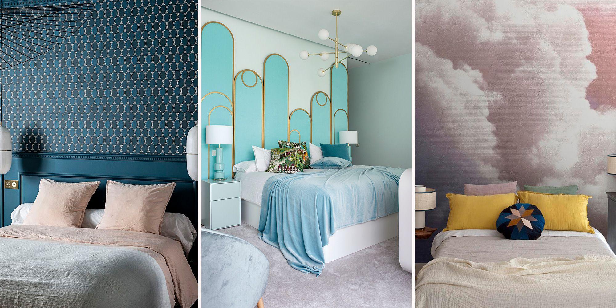 Ideas para decorar las paredes del dormitorio y transformar la habitación