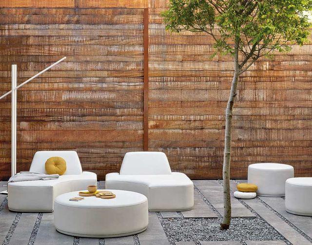 las mejores ideas para decorar un salón de exterior