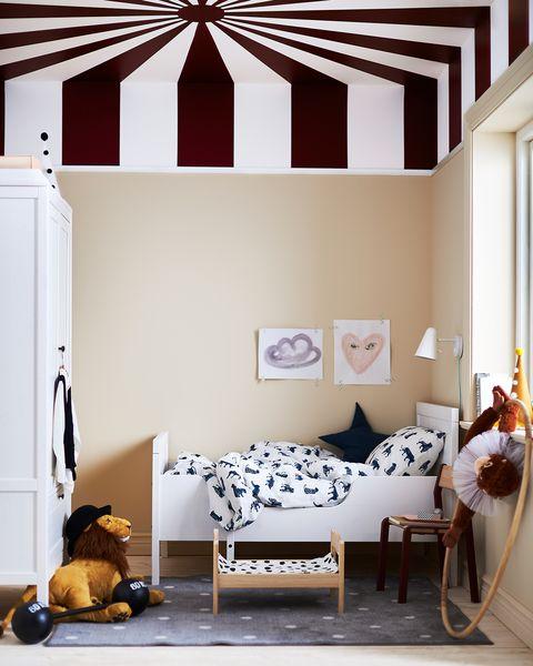ideas del catálogo de ikea para pintar paredes