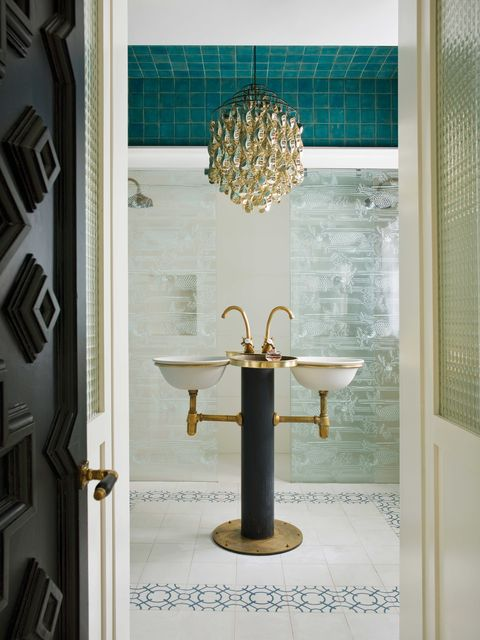 ideas de lavabos y armarios de baño 10 Ideas De Lavabos Y Su Mueble Para Cuartos De Baos Poco