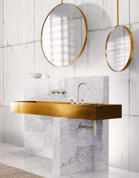 Ideas de lavabos para cuartos de baño no convencionales