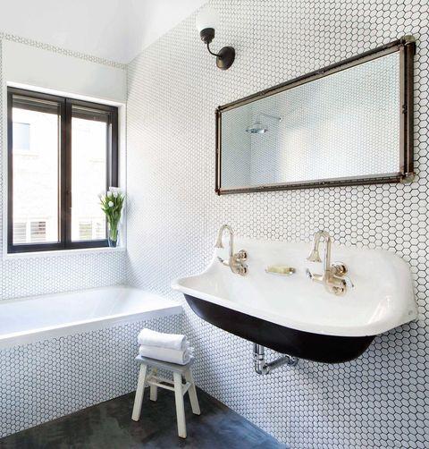 10 ideas de lavabos y su mueble para cuartos de ba os for Amazon lavabos