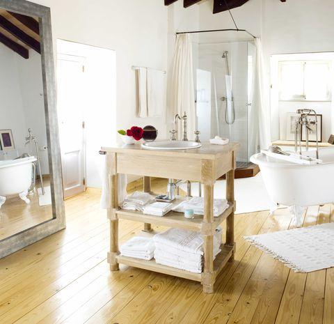 10 ideas de lavabos (y su mueble) para cuartos de baños poco ...