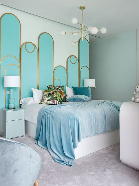 dormitorio ideas decorar la pared