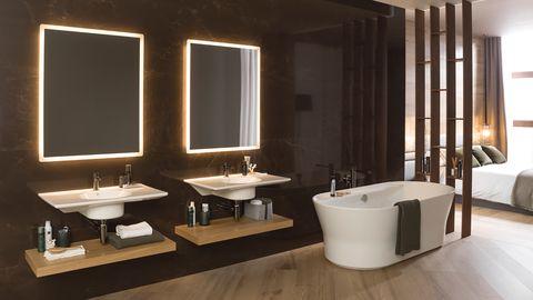 tendencias decoración cuarto de baño